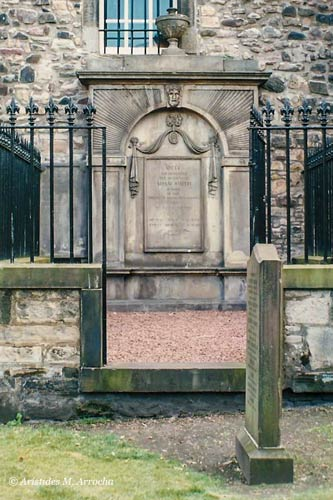 Adam Smith, Canongate, Edimburgo